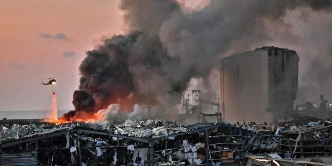 انفجار شهری
